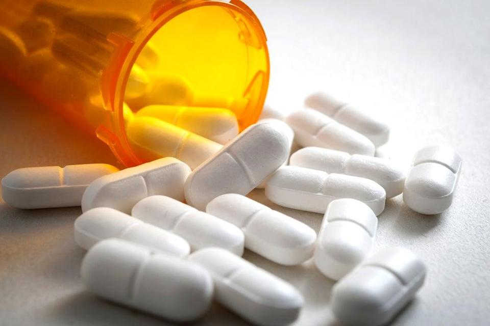 There has been a 40 per cent rise in the use of opiates like tramadol, codeine and dihydrocodeine compared to pre-pandemic levels  (Getty Images/iStockphoto)