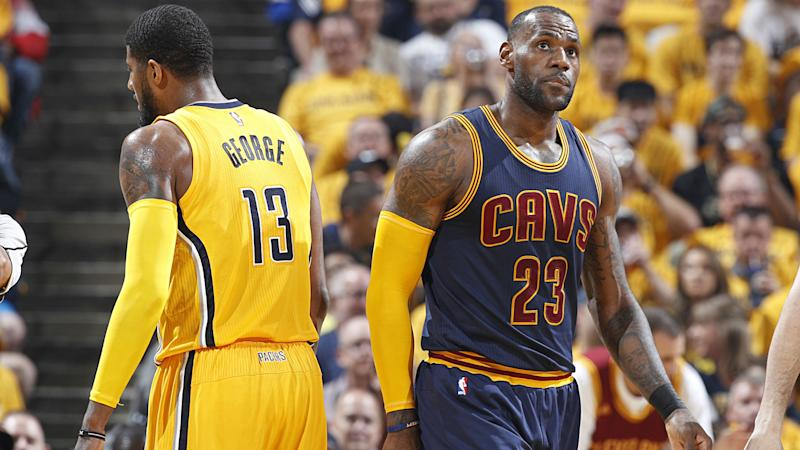 NBA playoffs 2017: LeBron, with Cavs on his back, marching toward crowning achievement