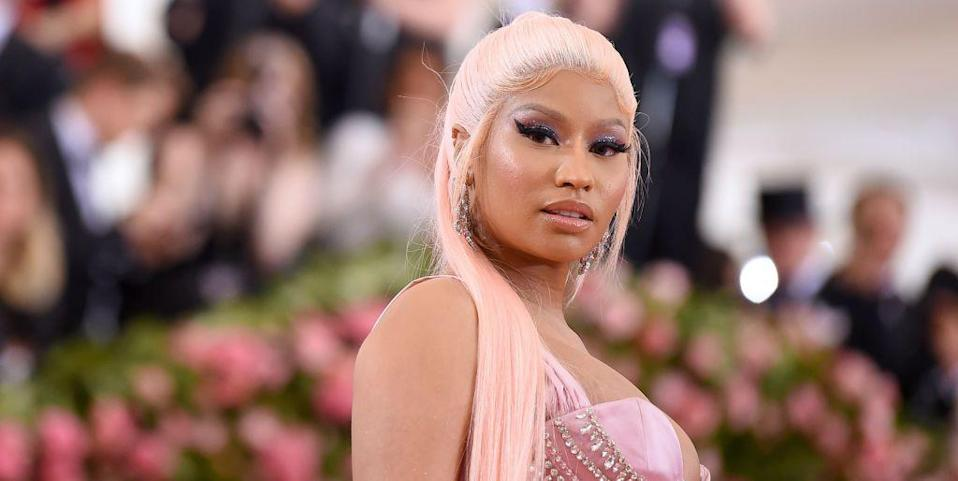 Nicki Minaj Announces Her Baby's Gender And Shares Congratulatory Notes From Beyoncé And Kim Kardashian