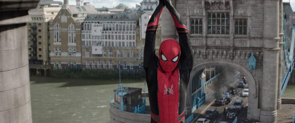 Tom Holland's Spider-Man is swinging back into the MCU.