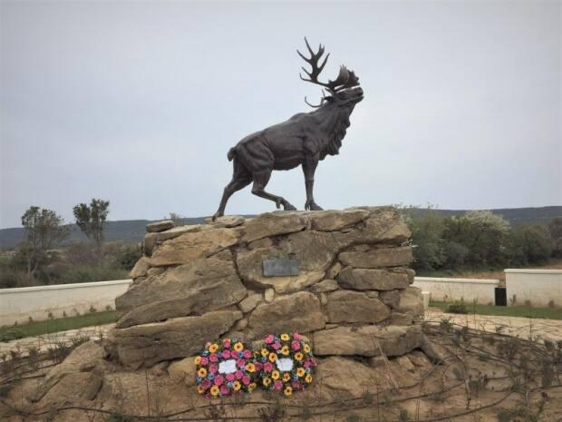 The Trail of the Caribou is now completed with the final instalment being placed in Gallipoli, Turkey.  (InnovativeNl Engineering/Submitted - image credit)