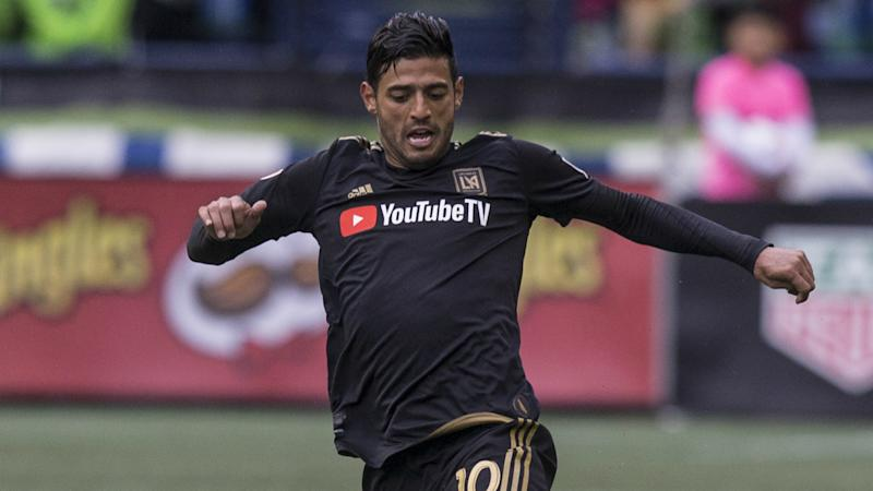 57977832f MLS Review  Carlos Vela strikes as LAFC continue perfect start