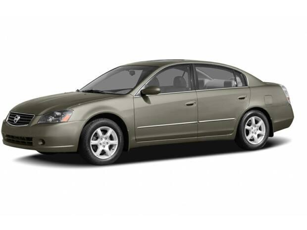 The RCMP believe the vehicle that struck Damien Seguin is a 2002-2006 model Nissan Ultima, silver or champagne in colour.