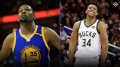 <p>Kevin Durant encourages Giannis Antetokounmpo to 'play for himself' even if it means leaving Bucks</p>