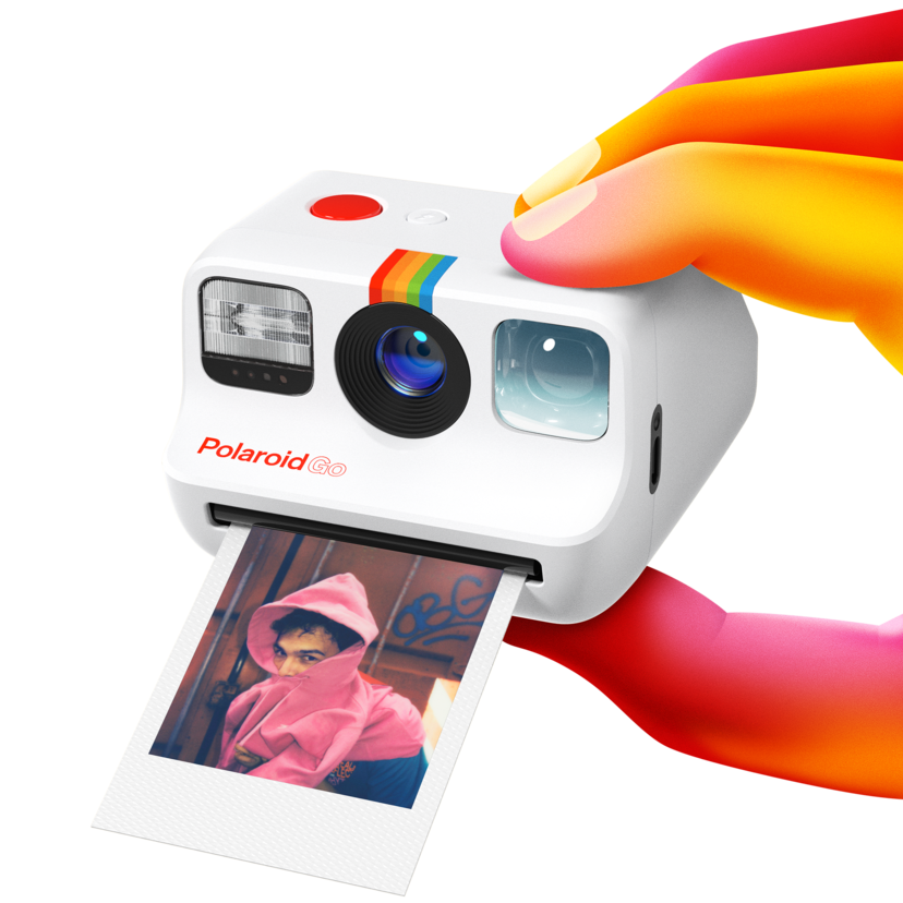 """<h2>Polaroid Go Instant Camera</h2><br>This new version of the classic Polaroid is tiny but packs a big punch; it has the same fun features as its larger siblings except you can take this one with you anytime and anywhere (no clunky camera bags necessary). <br><br><em>Shop</em> <strong><em><a href=""""https://amzn.to/3y9cquJ"""" rel=""""nofollow noopener"""" target=""""_blank"""" data-ylk=""""slk:Polaroid"""" class=""""link rapid-noclick-resp"""">Polaroid</a></em></strong><br><br><strong>Polaroid</strong> Polaroid Go Instant Camera, $, available at <a href=""""https://go.skimresources.com/?id=30283X879131&url=https%3A%2F%2Fus.polaroid.com%2Fproducts%2Fgo-polaroid-camera"""" rel=""""nofollow noopener"""" target=""""_blank"""" data-ylk=""""slk:Polaroid"""" class=""""link rapid-noclick-resp"""">Polaroid</a>"""