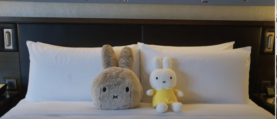 Fairmont Singapore Couple & Family Miffy-themed Staycation with Breakfast. PHOTO: Klook