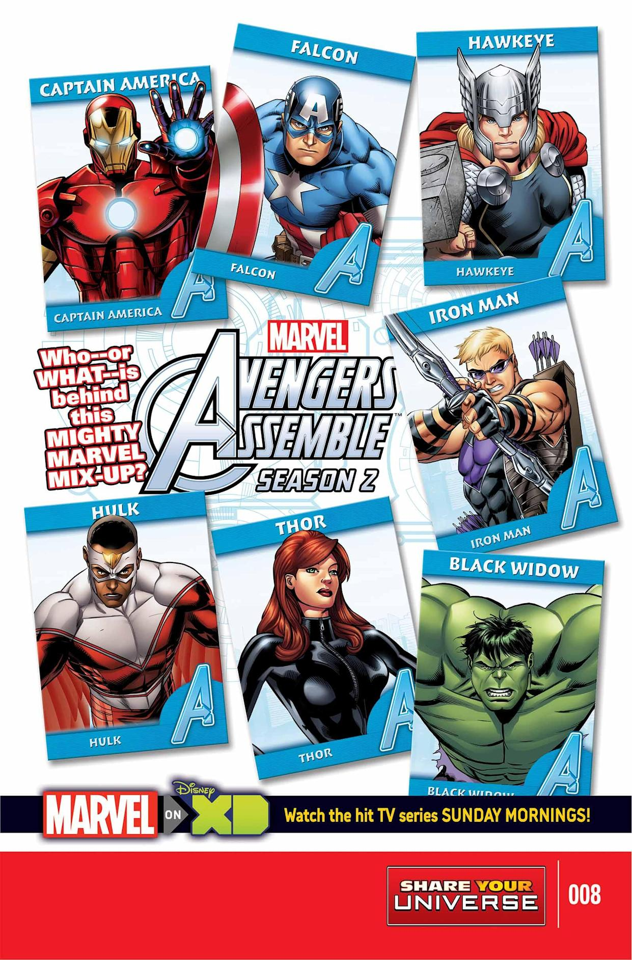 Marvel Comics June 2015 Covers and Solicitations