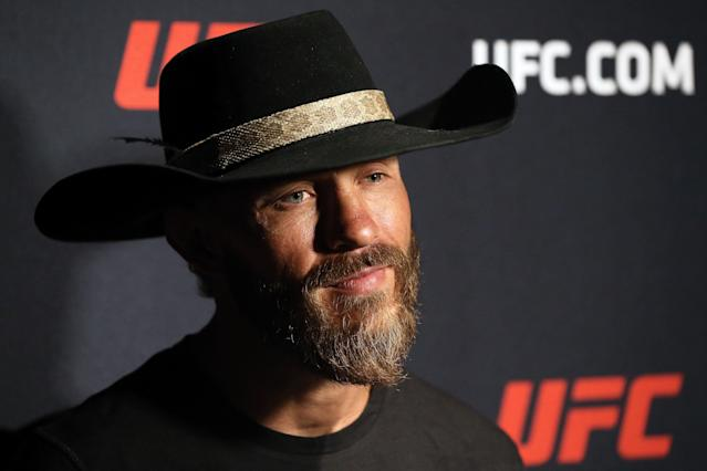 UFC fans will have to wait to see Donald Cerrone take on Conor McGregor. (Photo by Dylan Buell/Zuffa LLC/Zuffa LLC)