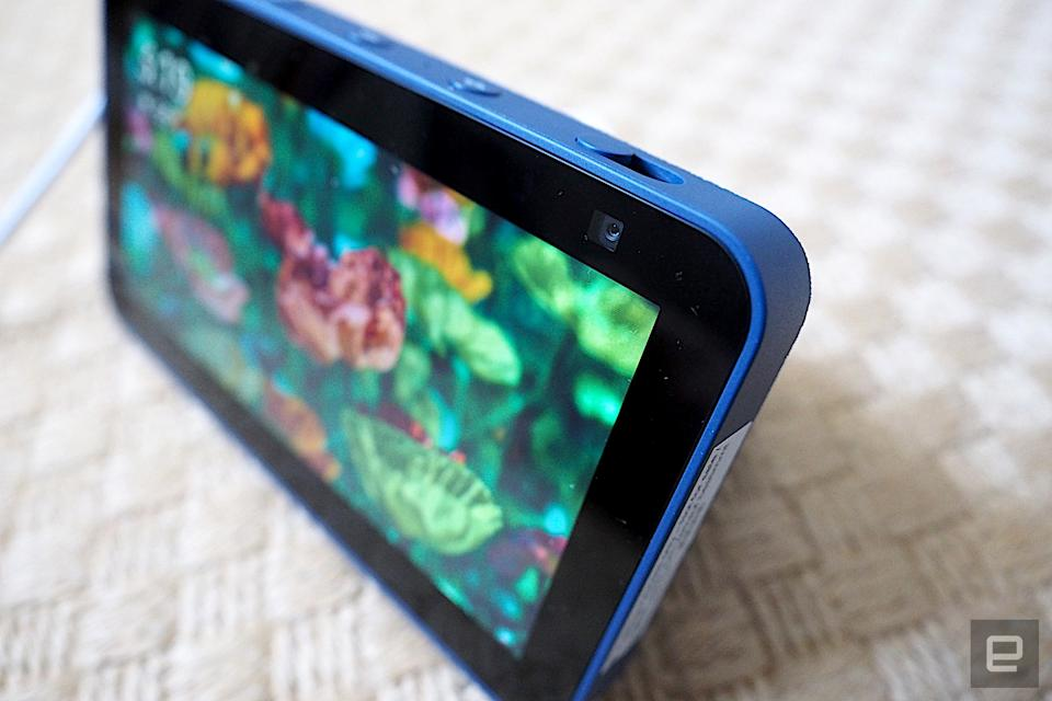 <p>Amazon Echo Show 8 and 5 review</p>