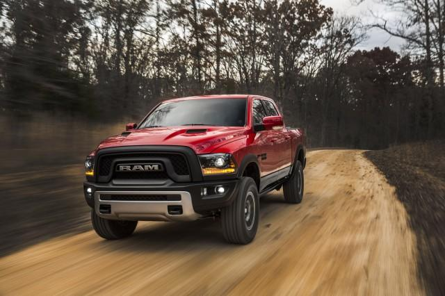 Ram Reveals Pricing For 2015 1500 Rebel And 1500 Laramie Limited