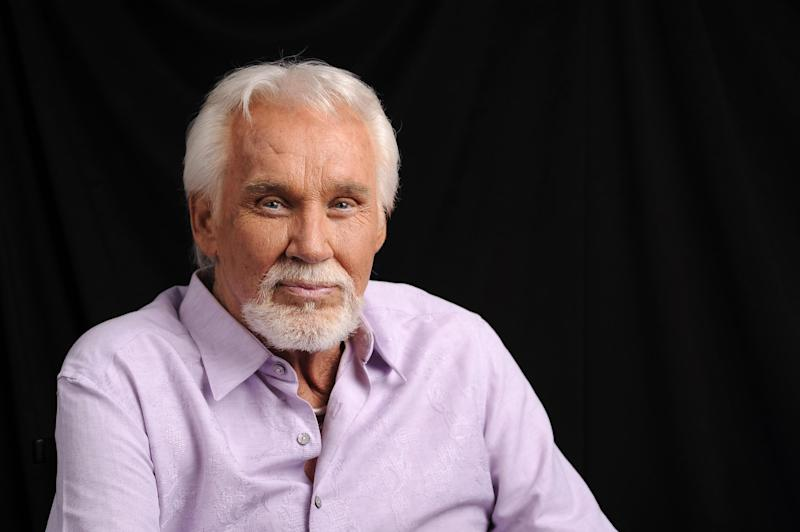 Kenny Rogers, Dolly Parton reunite on new duet