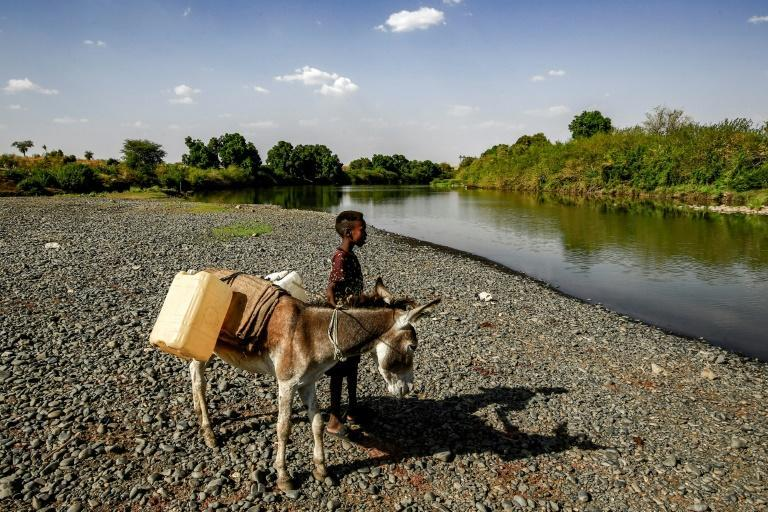 The Atbarah river borders the fertile region, claimed by both Sudan and Ethiopia