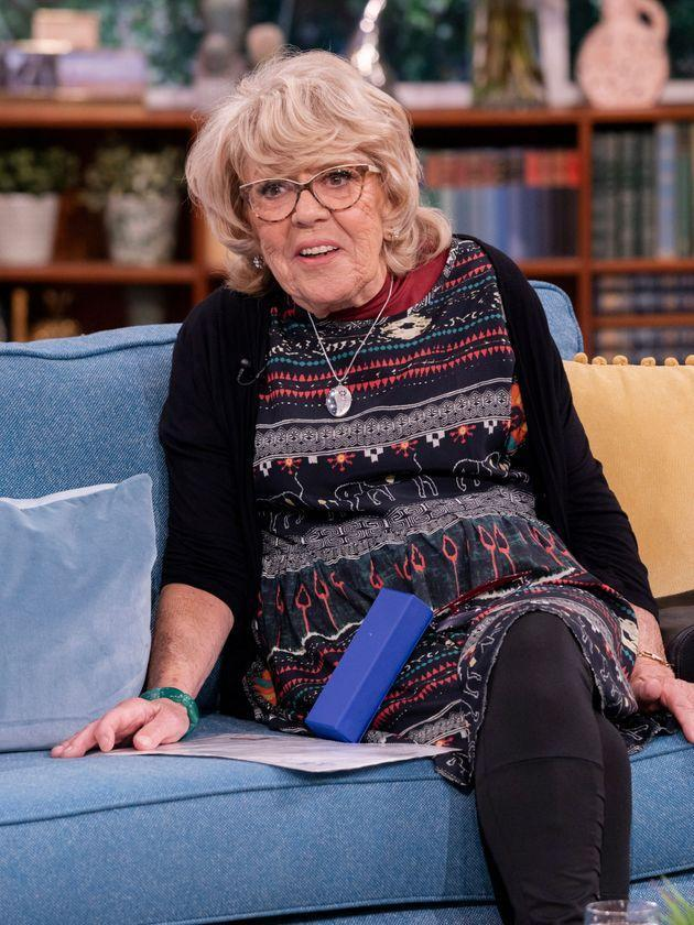 Iris made a triumphant return to This Morning on Wednesday (Photo: Ken McKay/ITV/Shutterstock)