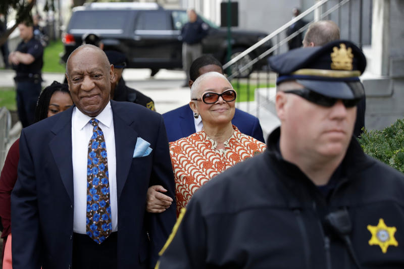 b2585e8a15d2 Bill Cosby s wife wants ethics board to investigate judge