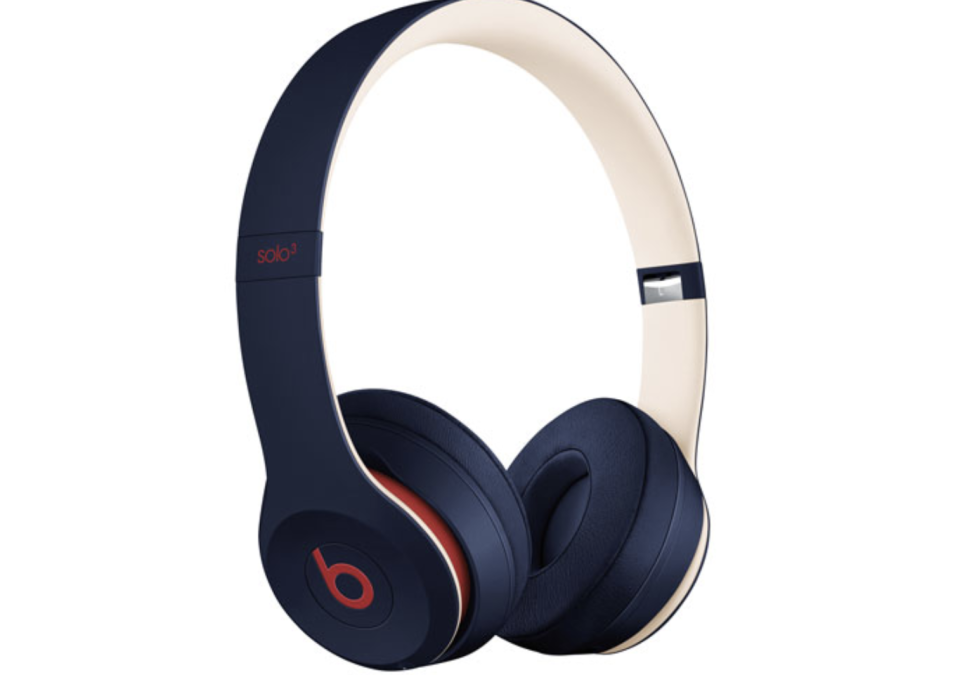 Beats by Dr. Dre Solo3 Club Collection On-Ear Bluetooth Headphones