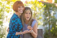 "<p>It's mind-boggling how any movie with Aniston, Julia Roberts, and <a href=""https://www.oprahdaily.com/life/a24478162/kate-hudson-baby-rani-rose-photo/"" rel=""nofollow noopener"" target=""_blank"" data-ylk=""slk:Kate Hudson"" class=""link rapid-noclick-resp"">Kate Hudson</a> could be a miss, but these ensemble films have a tendency to be scattered. Trying to divide the screen time among the many luminaries often means that none of the stories get fully developed—including Aniston's role: a divorced mom trying to keep things copacetic after her ex marries a much younger woman. </p><p><a class=""link rapid-noclick-resp"" href=""https://www.amazon.com/Mothers-Day-Jennifer-Aniston/dp/B01EVZCT9Y/?tag=syn-yahoo-20&ascsubtag=%5Bartid%7C10063.g.36311626%5Bsrc%7Cyahoo-us"" rel=""nofollow noopener"" target=""_blank"" data-ylk=""slk:WATCH NOW"">WATCH NOW</a></p>"