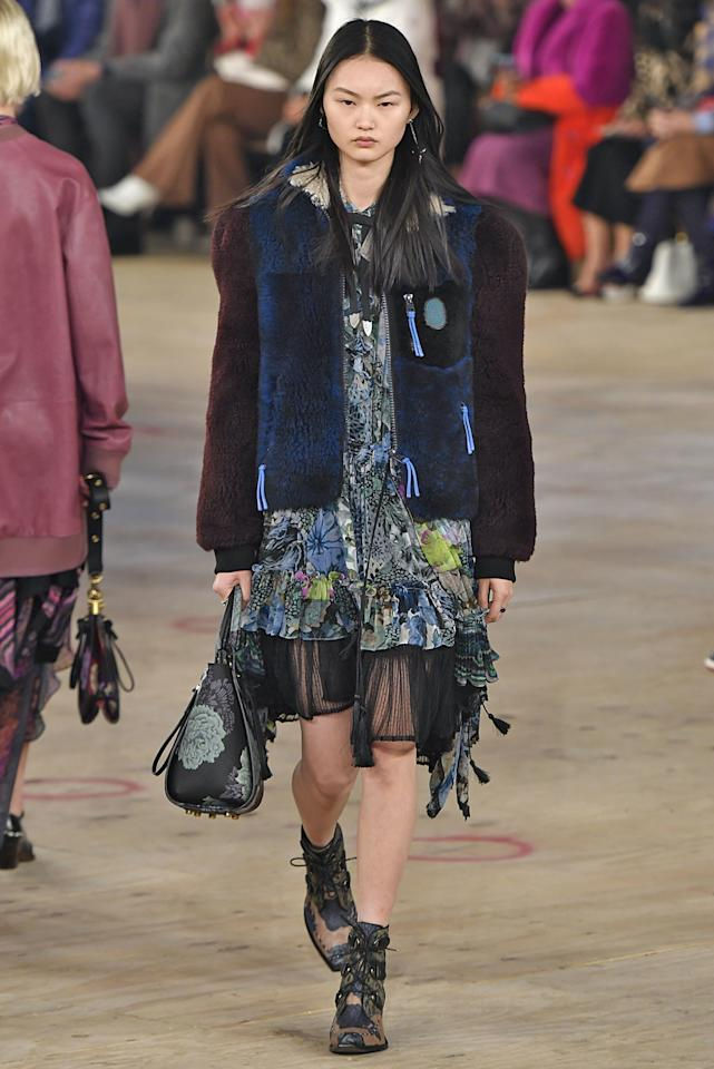 """<p>Coach phased out real fur starting with its fall 2019 collection. It had previously used real mink, fox, coyote, and rabbit fur in its designs, though they accounted for 1% of its total sales, <a href=""""https://www.cnn.com/2018/10/24/business/coach-fur-free/index.html"""">CNN</a> reported.</p> <p>""""Coach has been committed to advancing sustainable practices for many years, with the introduction of our corporate responsibility goals in 2015. Back then, we laid the groundwork for prioritizing social and environmental initiatives. The decision to go fur-free is a truly meaningful milestone for the brand,"""" Joshua Schulman, the brand's president and CEO, said in a <a href=""""https://tapestry.gcs-web.com/news-releases/news-release-details/coach-commits-fur-free-policy-fall-2019"""">statement</a>.</p>"""