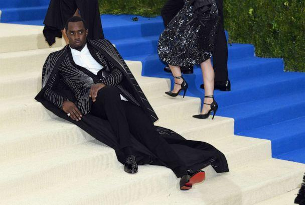 PHOTO: In this May 1, 2017 file photo Sean 'Diddy' Combs attends the 'Rei Kawakubo/Comme des Garcons: Art Of The In-Between' Costume Institute Gala at Metropolitan Museum of Art in New York. (Dia Dipasupil/Getty Images)