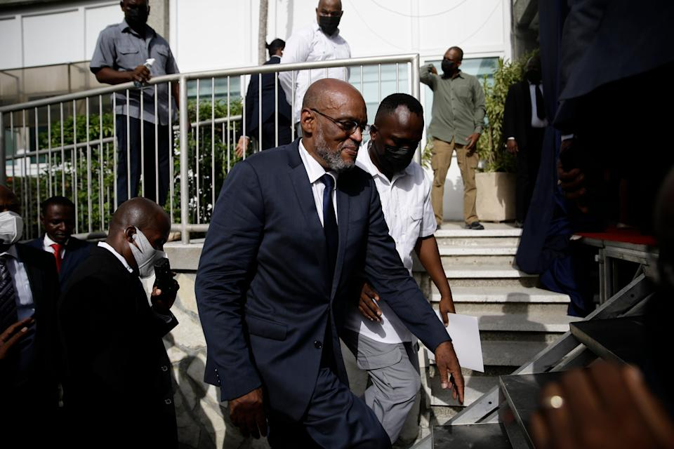 Haiti President Killed (Copyright 2021 The Associated Press. All rights reserved)