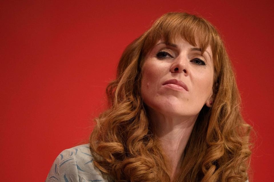 <p>Angela Rayner said it was time for party members to 'get real' about the issue</p> (Getty Images)