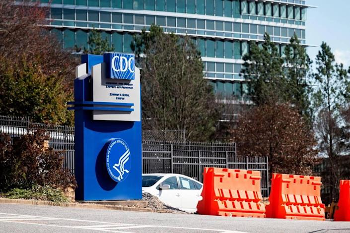 This March 6, 2020, file photo shows the headquarters for the Centers for Disease Control and Prevention in Atlanta.