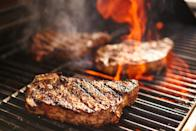 """<p>Is it below freezing? Yes. Is it snowing? Probably. Are all the men in your family bundled outside on the deck <a href=""""https://www.thedailymeal.com/cook/how-grill-perfect-steak-gallery?referrer=yahoo&category=beauty_food&include_utm=1&utm_medium=referral&utm_source=yahoo&utm_campaign=feed"""" rel=""""nofollow noopener"""" target=""""_blank"""" data-ylk=""""slk:grilling steaks"""" class=""""link rapid-noclick-resp"""">grilling steaks</a> for Christmas Eve dinner, regardless of the weather? You betcha.<br><br><em><a href=""""https://www.thedailymeal.com/best-recipes/steak-wild-mushrooms-red-wine-sauce?referrer=yahoo&category=beauty_food&include_utm=1&utm_medium=referral&utm_source=yahoo&utm_campaign=feed"""" rel=""""nofollow noopener"""" target=""""_blank"""" data-ylk=""""slk:For the Steak and Wild Mushrooms in Red Wine Sauce recipe, click here."""" class=""""link rapid-noclick-resp"""">For the Steak and Wild Mushrooms in Red Wine Sauce recipe, click here.</a></em></p>"""