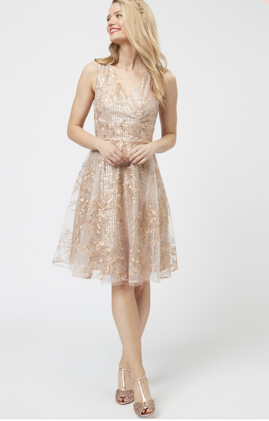 Review You're A Star Dress, $349.95.