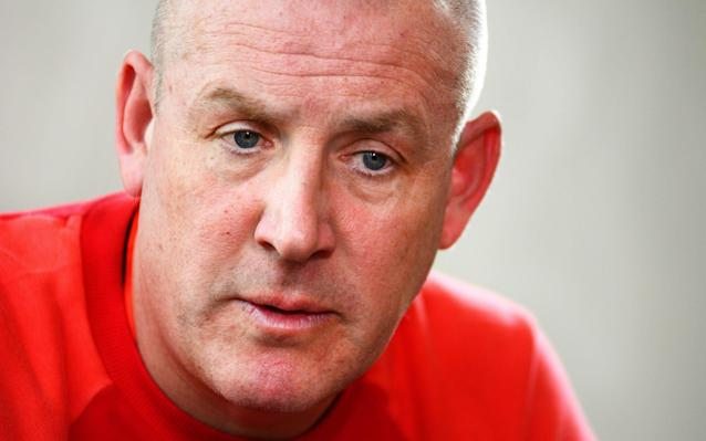 <span>Warburton is realistic about the challenge facing him at Forest</span> <span>Credit: john robertson </span>