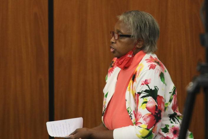 Lorretta Rowland insists that her son, Nathaniel, is not guilty of murdering Samantha Josephson, despite conviction.