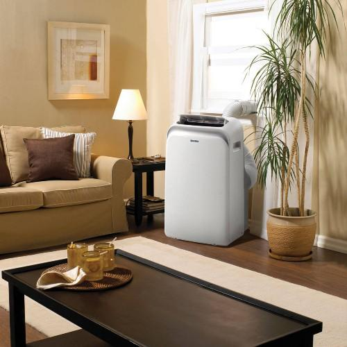 Honeywell MN10CESWW 10,000 BTU 115V Portable Air Conditioner. (Photo: Walmart)