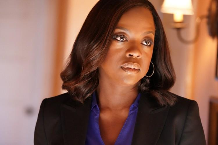 Viola Davis in How to Get Away with Murder (ABC)