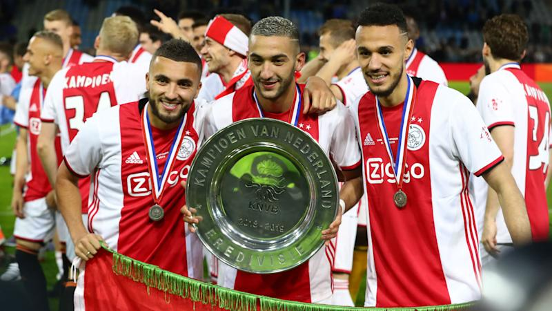 'If Bayern wanted me, they should have moved' - Ziyech reveals reasons for Ajax stay