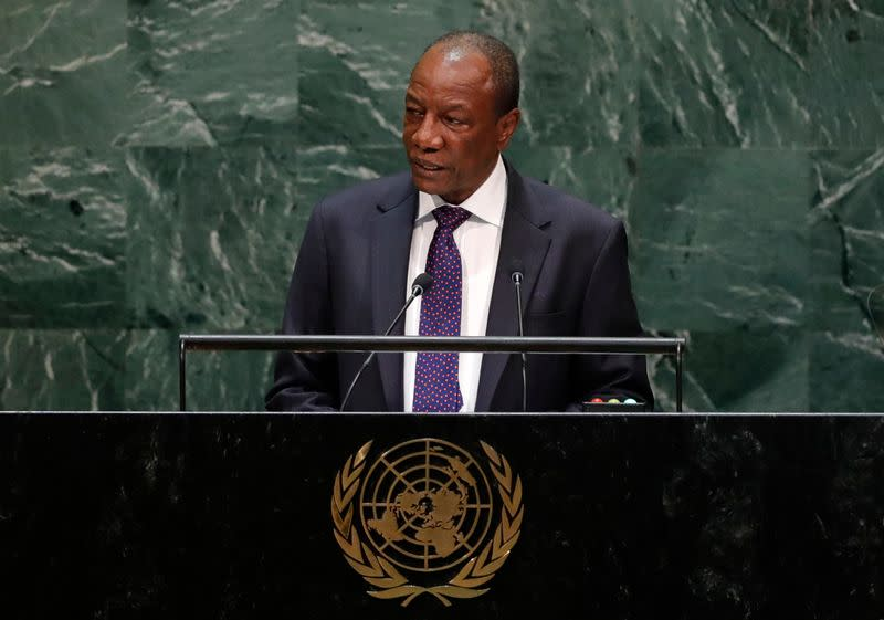 Guinea delays constitutional referendum due to electoral roll concerns