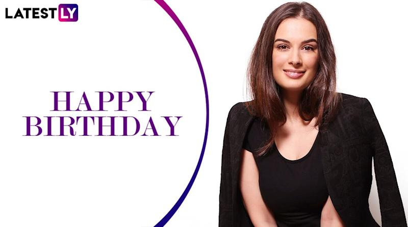 Evelyn Sharma Birthday Special: Instagram Pictures of the Actress That Prove She's the Ultimate Diva