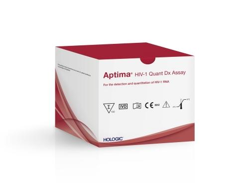 Hologic's Aptima HIV-1 Quant Dx Assay Receives Two CE Marks, Making It the First and Only Dual-Claim Assay for Both Viral Load and Early Infant Diagnosis