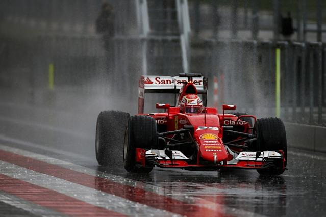 Vettel hopes upgraded Ferrari will hassle Mercedes