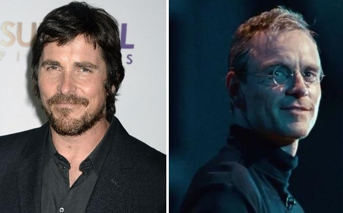 <p>The Oscar winning ex-Batman was all set to take the title role in Danny Boyle's biopic of the late Apple founder, until Jobs' widow asked him not to. As with Simon Pegg in 'Inglourious Basterds,' Michael Fassbender wound up taking the part. (Picture credit: WENN, Universal) </p>