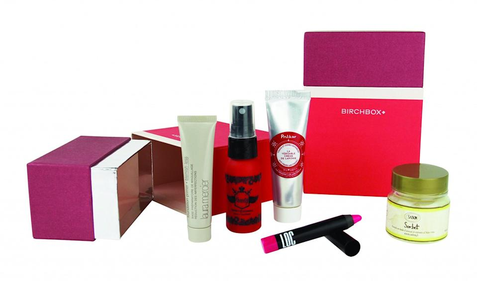 <p>This lauded subscription service has won women over worldwide. Each month, the recipient receives a different (beautifully made) box through their door, crammed full of make-up and skincare products to learn about and try out. What more could you want? </p>