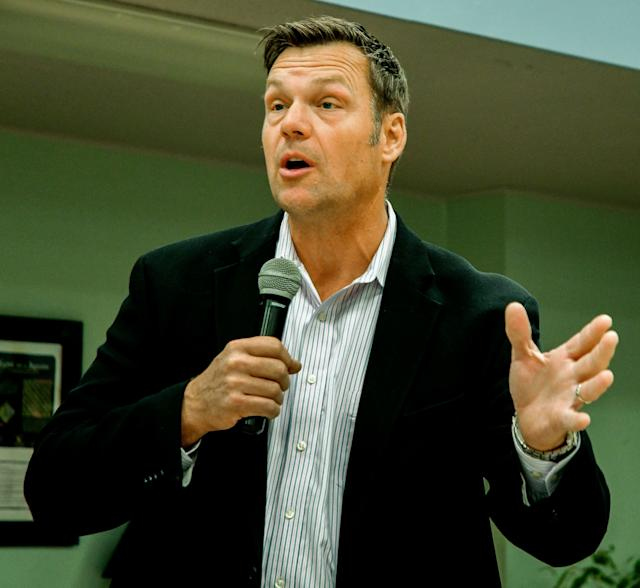 Kansas Secretary of State Kris Kobach (R) will have to show that voter fraud is a substantial problem in his state in a lawsuit challenging a requirement that Kansans show proof of citizenship when they register.