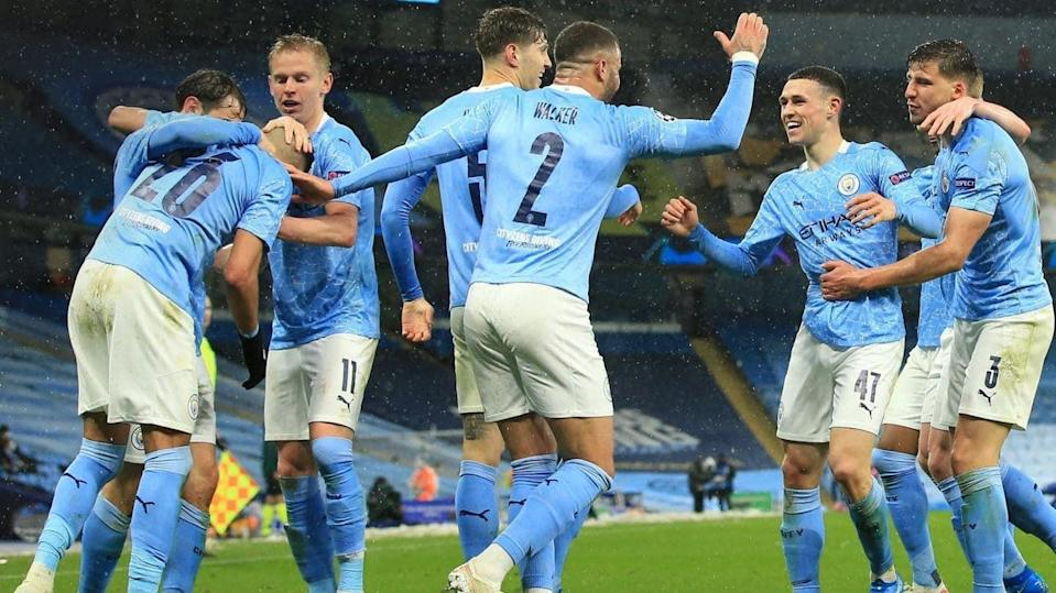 Manchester City beat PSG to reach first-ever Champions League final