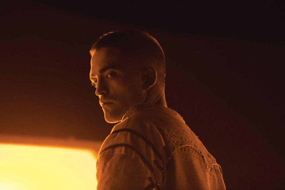High Life is Pattinson's next film to be released
