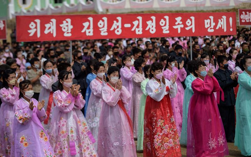 Many women face horrendous abuse if they choose to leave North Korea - Kim Won JIn/AFP