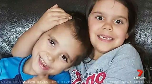 Kory and Amber, and their mother Yvette Rigney-Wilson were found killed north of Adelaide on Tuesday. Photo: Supplied