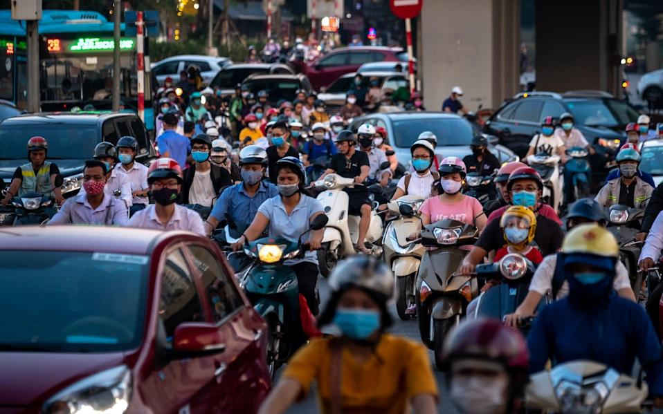 According to one theory, countries like Vietnam may have more natural resistance to coronaviruses - Linh Pham/Getty Images