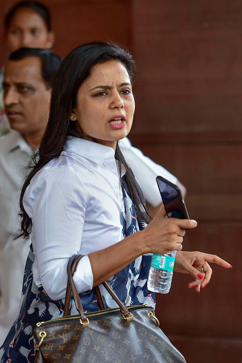 From Investment Banking to Her Maiden Lok Sabha Speech, TMC's Fiery Mahua Moitra Won Plaudits