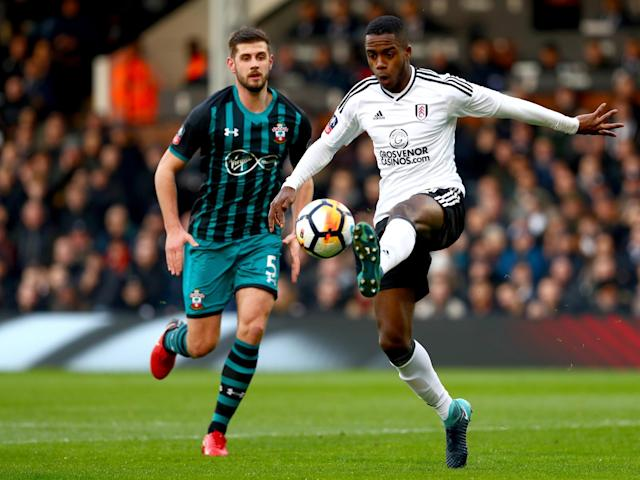 Ryan Sessegnon will not join Manchester United or Tottenham this month, insists Fulham vice-chairman