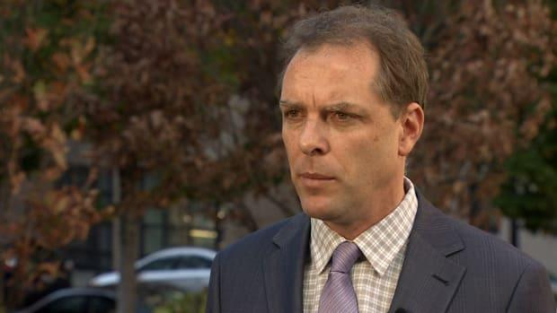 Defence lawyer Paul Doroshenko has admitted to the Law Society of B.C. that his firm misappropriated or improperly withdrew $44,353.19 in client trust funds. (CBC News - image credit)