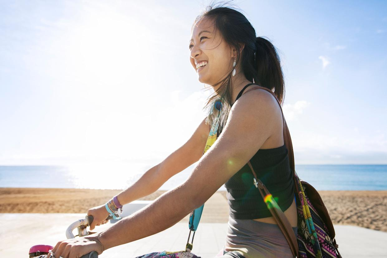 Here's how to enjoy the outdoors while keeping yourself and those around you healthy.
