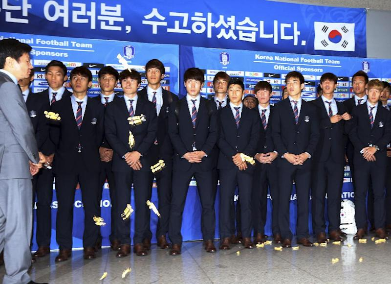 Angry fans declare South Korean soccer dead