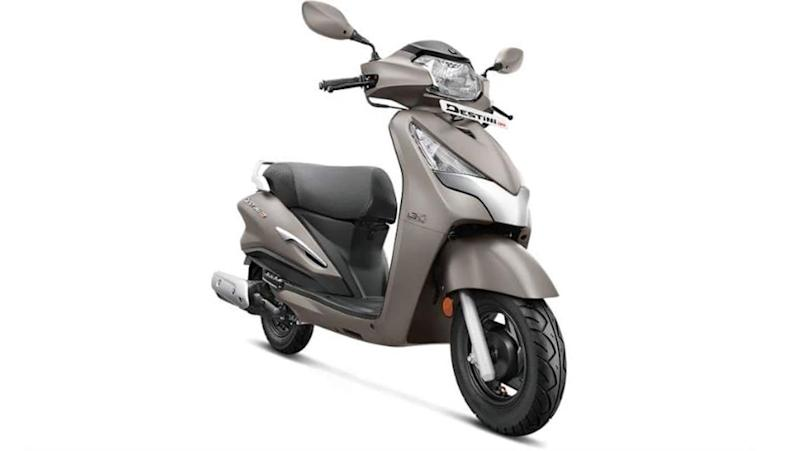BS6-compliant Hero Destini 125 scooter becomes costlier in India